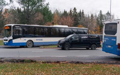 Tampere testaa robottibusseja Hervannassa