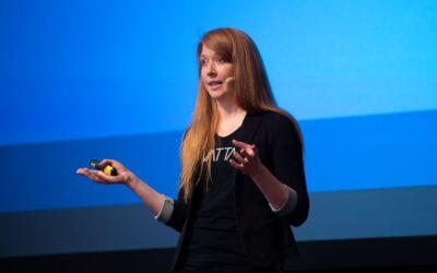 Koodarikuiskaaja Elisa Heikura palkittiin podcastistaan